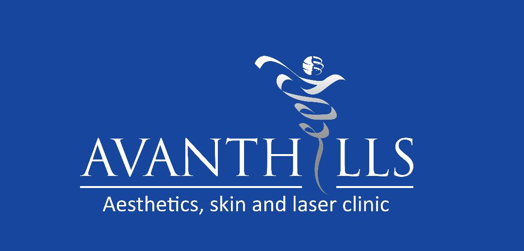 Avanthills Aesthetics, Skin and Laser Clinic in Broadstone, Poole and Dorset Logo